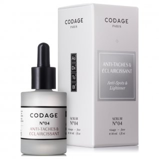 Codage Serum No.4 Anti Spots & Lightening 30ml