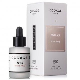 Codage Serum No.5 Anti Aging 10ml