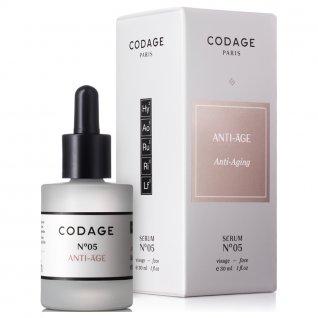 Codage Serum No.5 Anti Aging 30ml