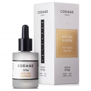 Codage Serum No.6 Anti Aging Supreme 30ml