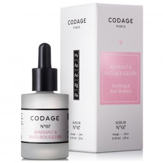 Codage Serum No.7 Soothing & Anti Redness 30ml