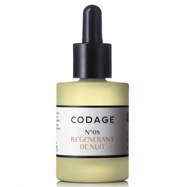 Codage Serum No.8 Night Rejuvenation 30ml
