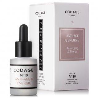 Codage Serum No.10 Eyes - Energy Anti Aging