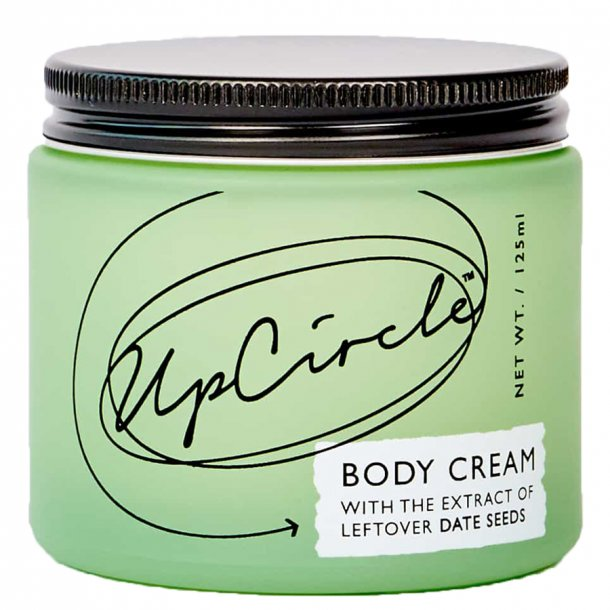 UpCircle Soothing Body Cream with Date Seeds 125 ml