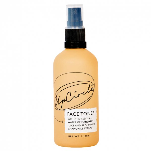 UpCircle Face Toner w/Mandarin & Chamomile 100 ml
