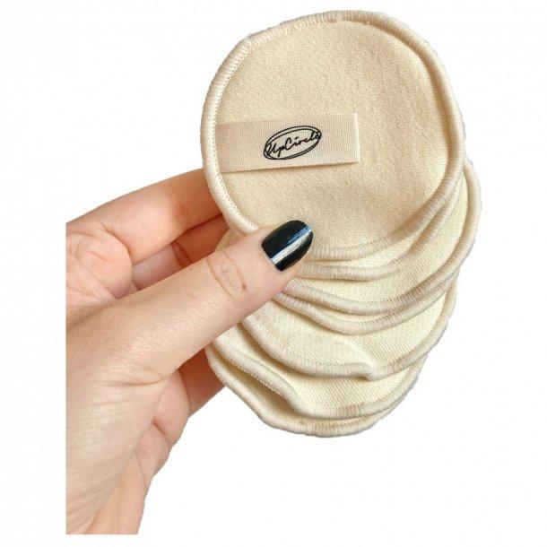 UpCircle Hemp & Cotton Makeup Pads - 7 stk