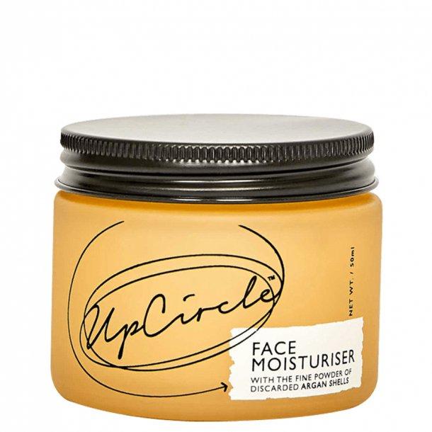 UpCircle Face Moisturiser with Argan Powder 50 ml