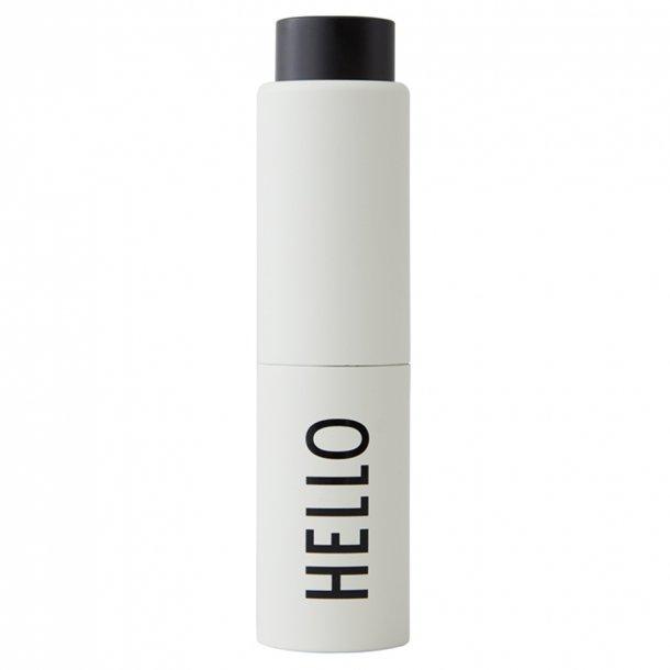 Design Letters Genopfyldelig Dispenser til Håndsprit HELLO