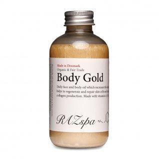 RAZspa Body Gold