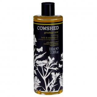 Cowshed Grumpy Cow Uplifting Bath & Body Oil