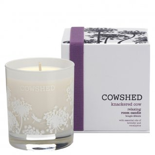 Cowshed Knackered Cow Relaxing Candle