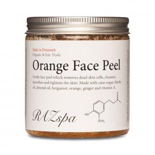 RAZspa Orange Face Peel