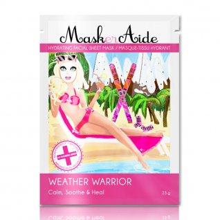 MaskerAide Weather Warrior Sheet Mask